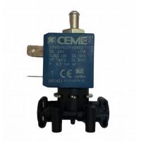 Электромагнитный клапан трехходовой 24V для кофемашины Philips серии EP2200 EP3000 EP4000 EP5000 421945001441