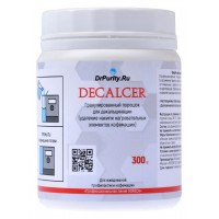 Порошок Dr.Purity Decalcer  300г для удаления накипи