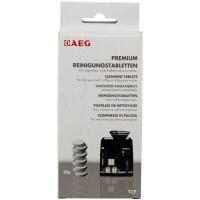 Чистящие таблетки AEG для  автоматических кофемашин CaFamosa 899663910480