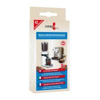 Чистящее средство для кофемолки Ceragol, двойная упаковка 8023721