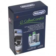 Набор для чистки и ухода DeLonghi Coffee Care Kit SER3012
