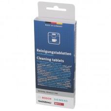 Bosch - Siemens чистящие таблетки 10 штук 310575