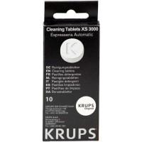 Krups чистящие таблетки XS3000 13000