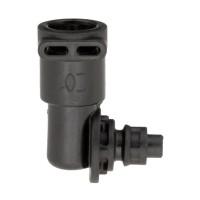 Патрубок 90° для электромагнитного клапана Delonghi  5313218341