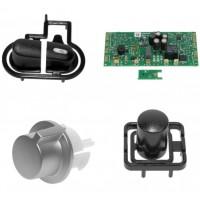 Кнопки, ручки регулирующие и электроные платы
