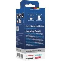 Таблетки Bosch для удаления накипи 3шт*36 г  00311864 (00311556, TCZ6002)