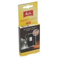 Чистящие таблетки Melitta Perfect Clean