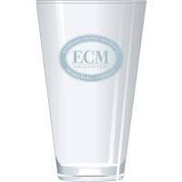 ECM стакан кофе латте, латте маккиато стекло 33cl GC1002