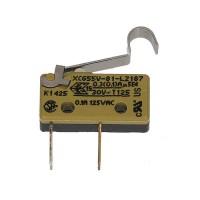 Микропереключатель Krups для обслуживания дверей и поддона XP 9000 29922X