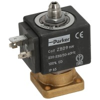 Трехходовой электромагнитный клапан Parker 230V 451200