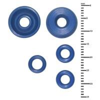 Комплект уплотнений Premium для дренажного клапана Miele 7715010MI