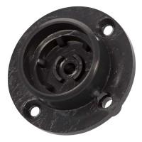Нижняя часть клапана серого цвета для  автоматической кофемашины Miele 996530044404MI