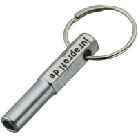 Специальный инструмент - ключ с овальной головкой в качестве вставки 1110097
